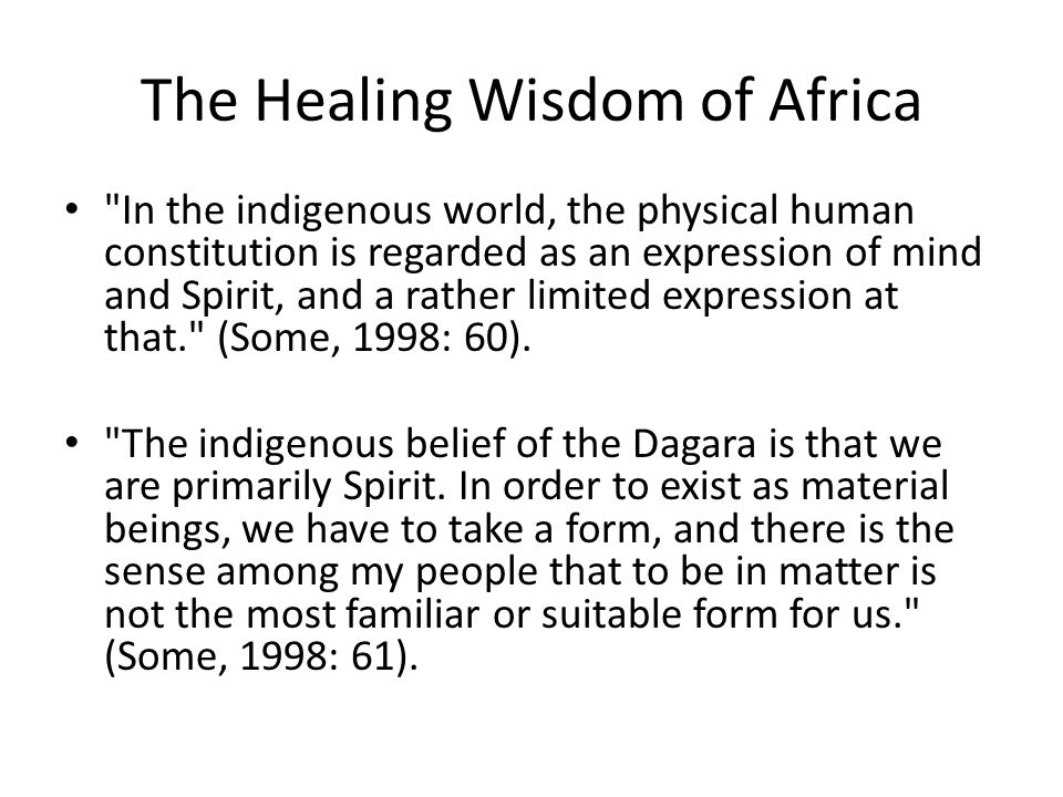 The Healing Wisdom of Africa: Finding Life Purpose Through Nature, Ritual, and Community books pdf f