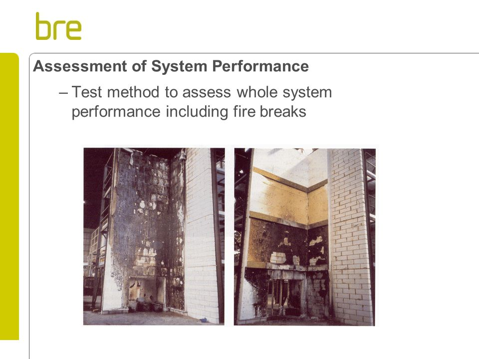 Assessment of System Performance