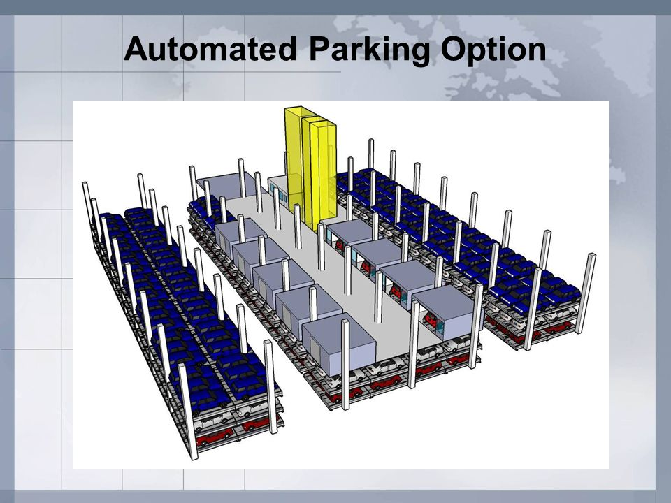 Automated Parking Option
