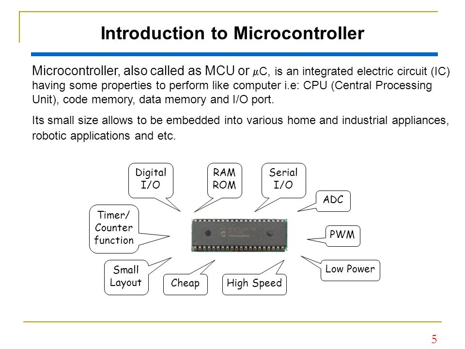 Simple Microcontroller Programming with PIC16F ppt video