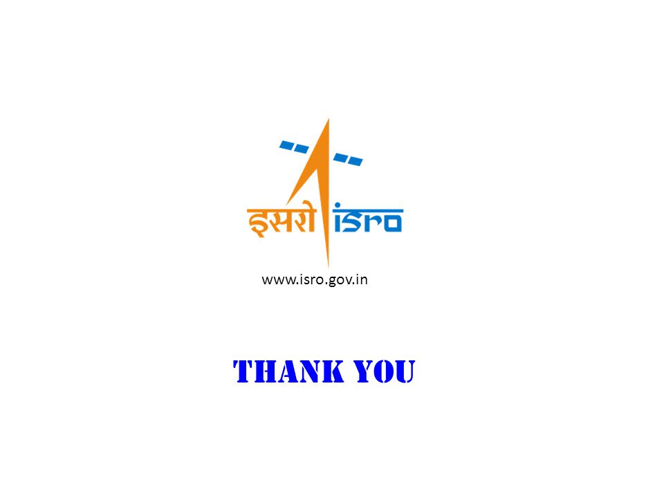 www.isro.gov.in Thank You