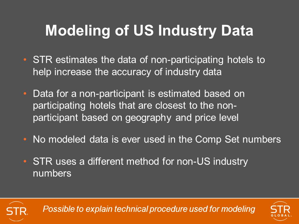 Modeling of US Industry Data