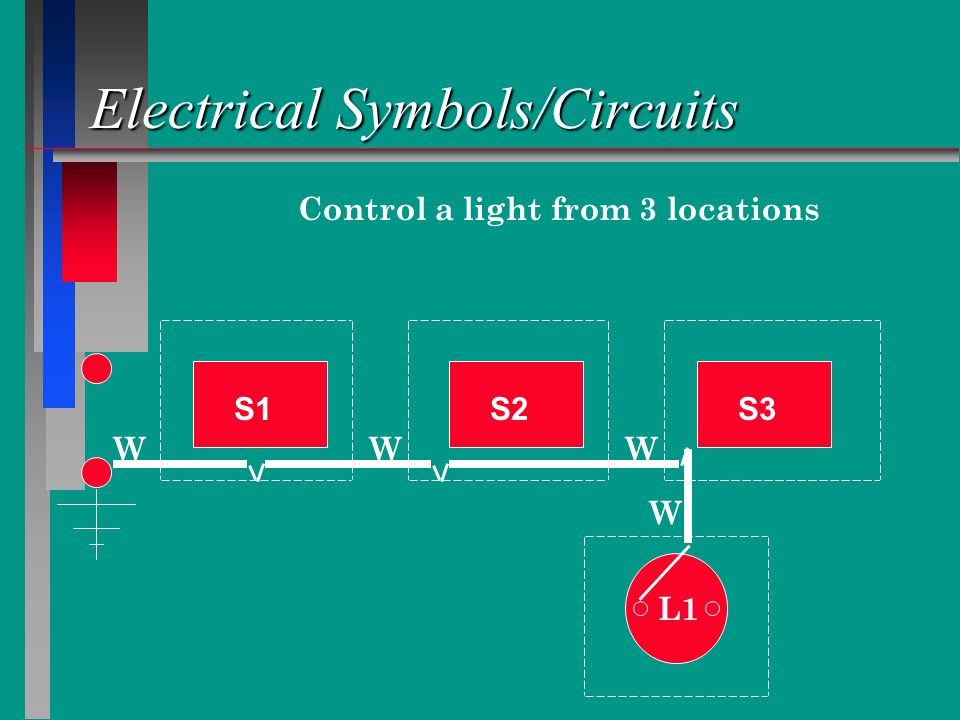 Electricity Lesson II Electrical Symbols EE. - ppt video online download