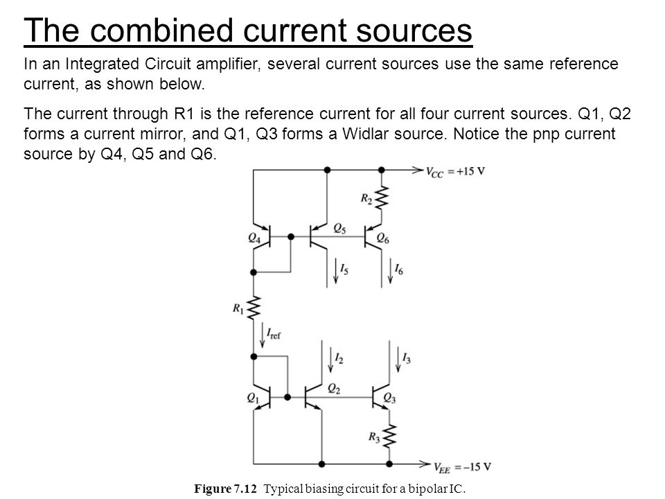 Current Amplifier Ic
