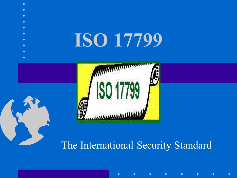 The International Security Standard
