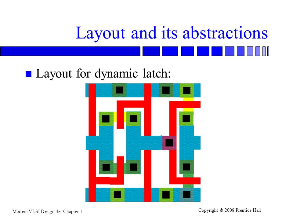 Layout and its abstractions