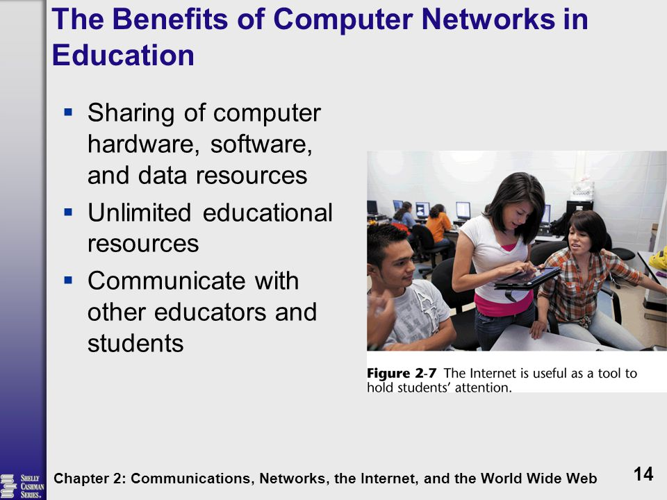 The Benefits of Computer Networks in Education