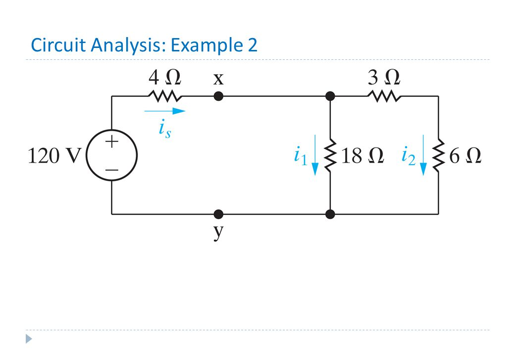 Circuit Analysis: Example 2