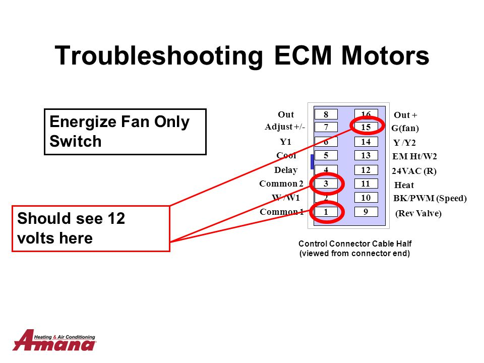 Troubleshooting+ECM+Motors X Blower Motor Wiring Diagram on x 13 motor wiring diagram, bodine electric motor wiring diagram, ac blower motor wiring diagram, fan motor wiring diagram, ge motor wiring diagram,