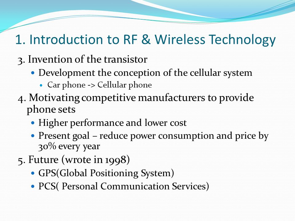 RF MICROELECTRONICS BEHZAD RAZAVI - ppt video online download