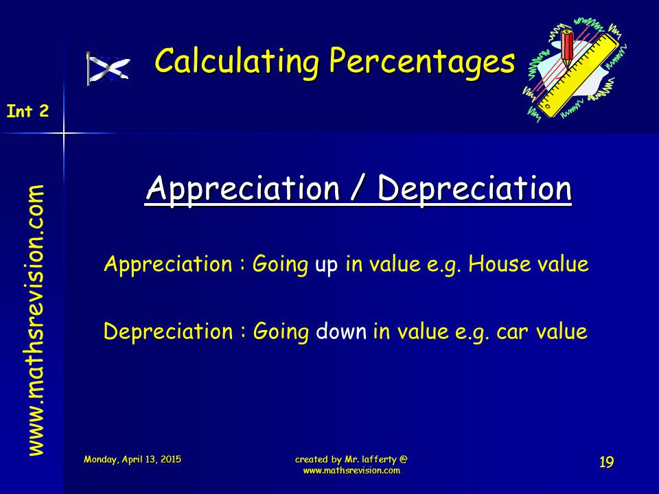 Calculating Percentages Ppt Video Online Download