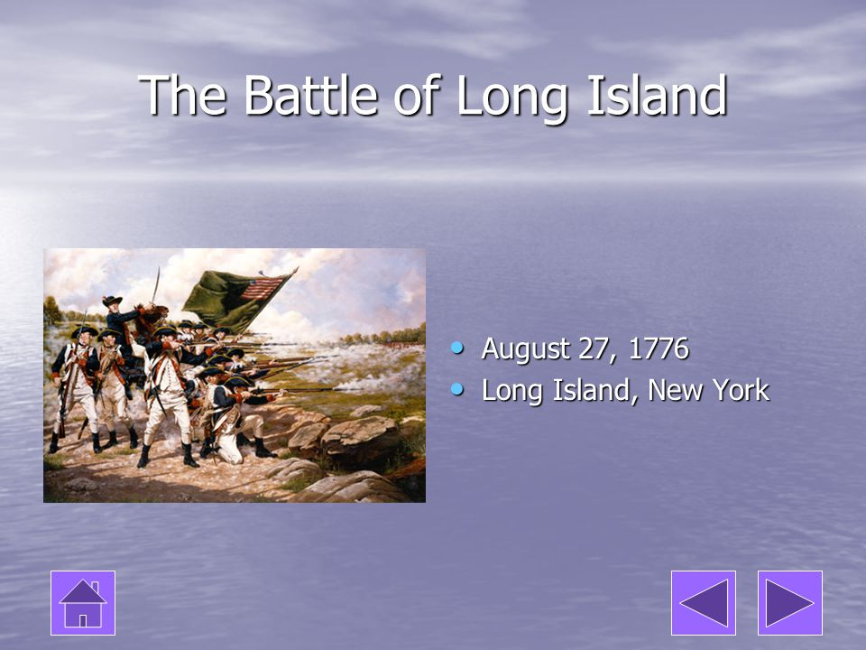 The Battle of Long Island