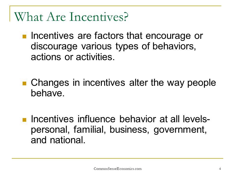 Common Sense Economics What Everyone Should Know About ...
