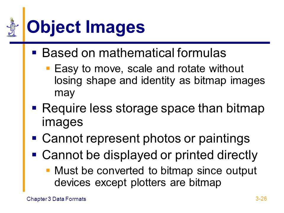 Object Images Based on mathematical formulas