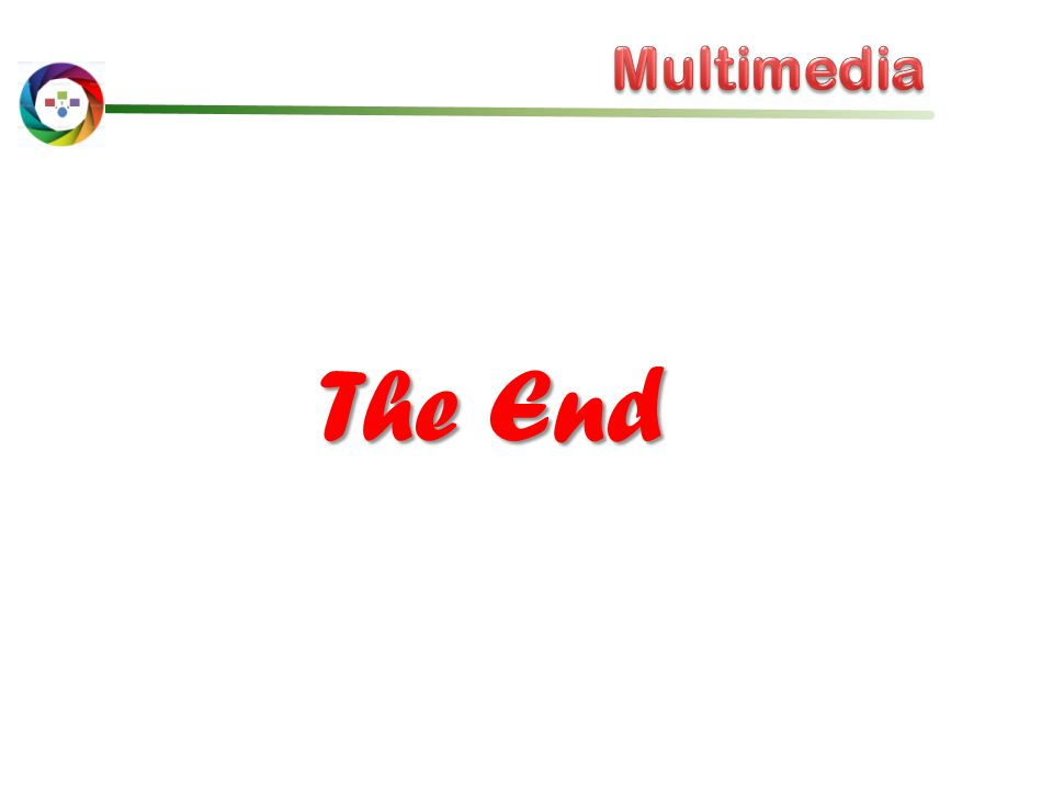 Multimedia The End