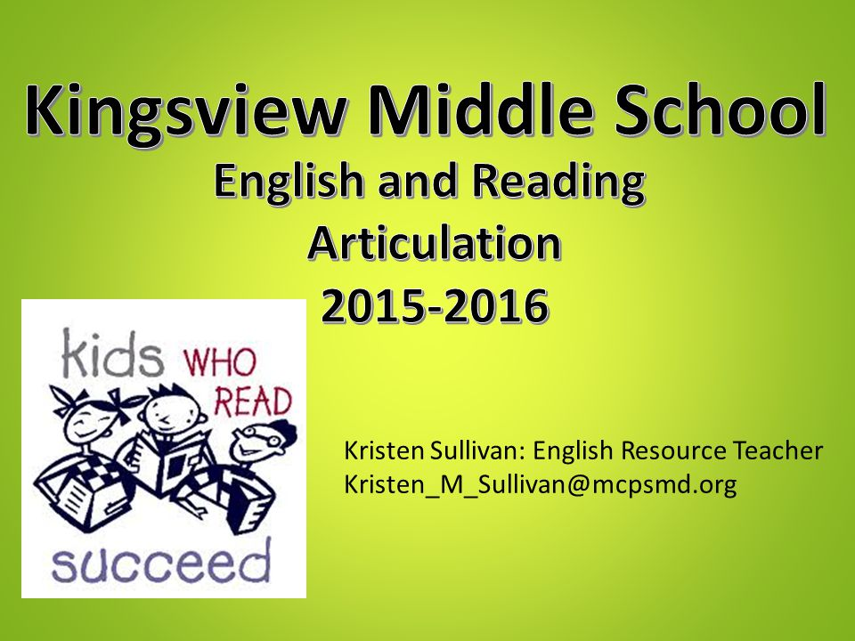 Kingsview Middle School