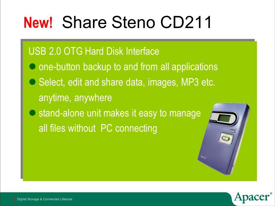 APACER SHARE STENO CD211 WINDOWS 8 X64 DRIVER DOWNLOAD