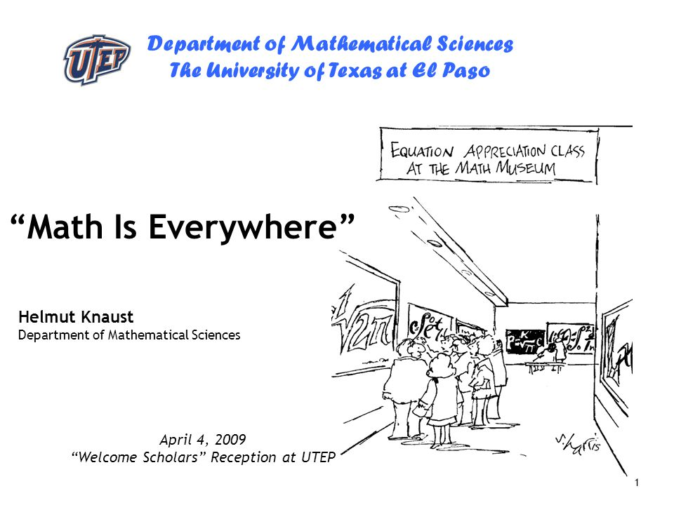 """Welcome Scholars"""" Reception at UTEP - ppt download"""