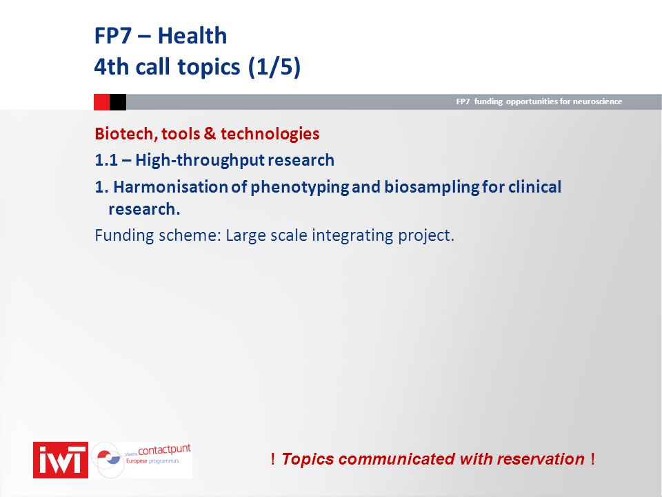 clinical research project topics