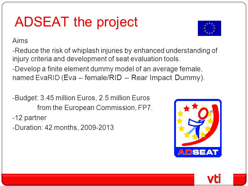 ADSEAT the project Aims