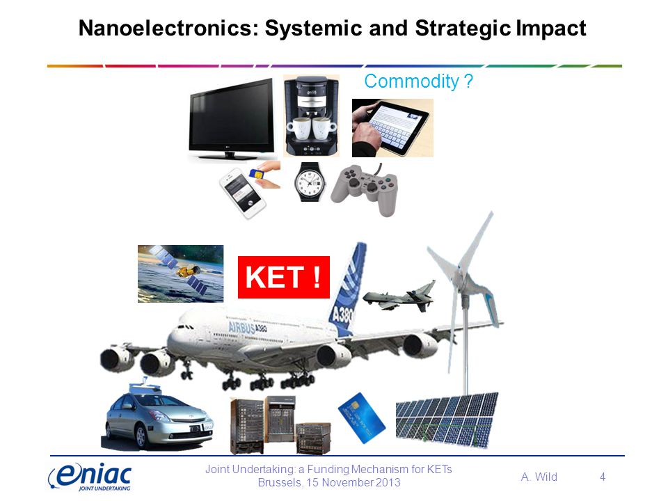Nanoelectronics: Systemic and Strategic Impact