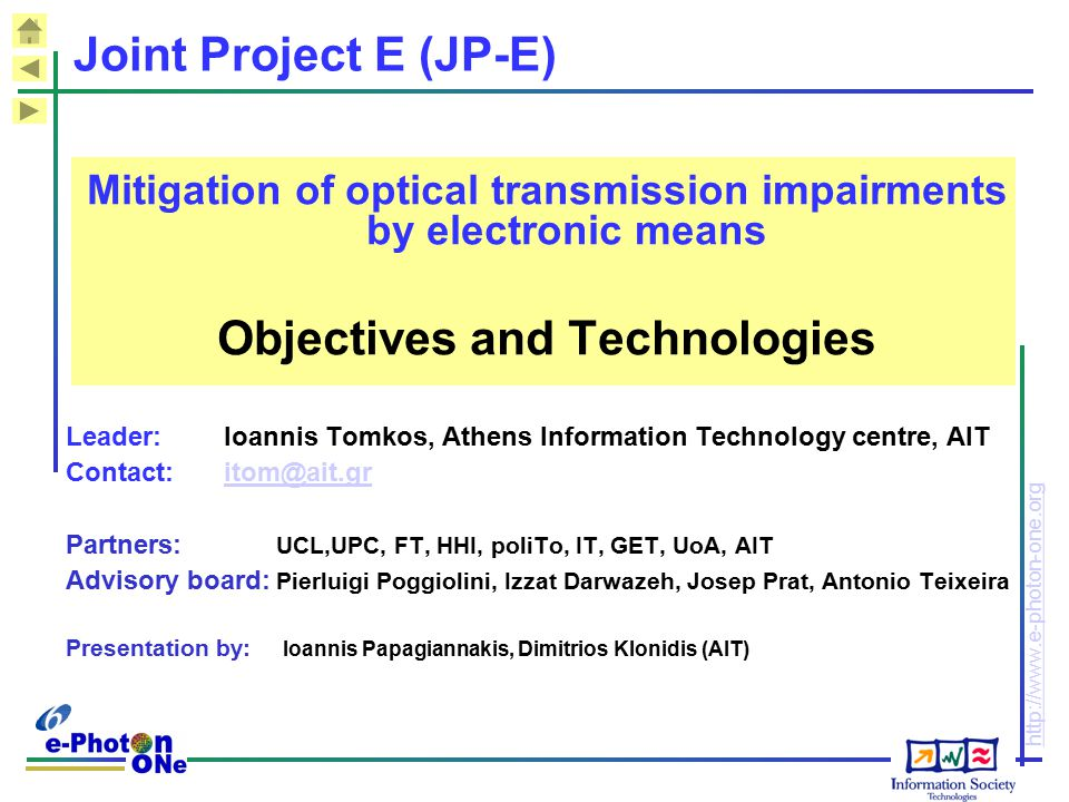 Mitigation of optical transmission impairments by electronic means