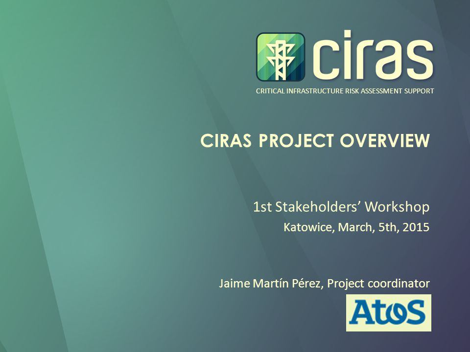 CIRAS PROJECT OVERVIEW