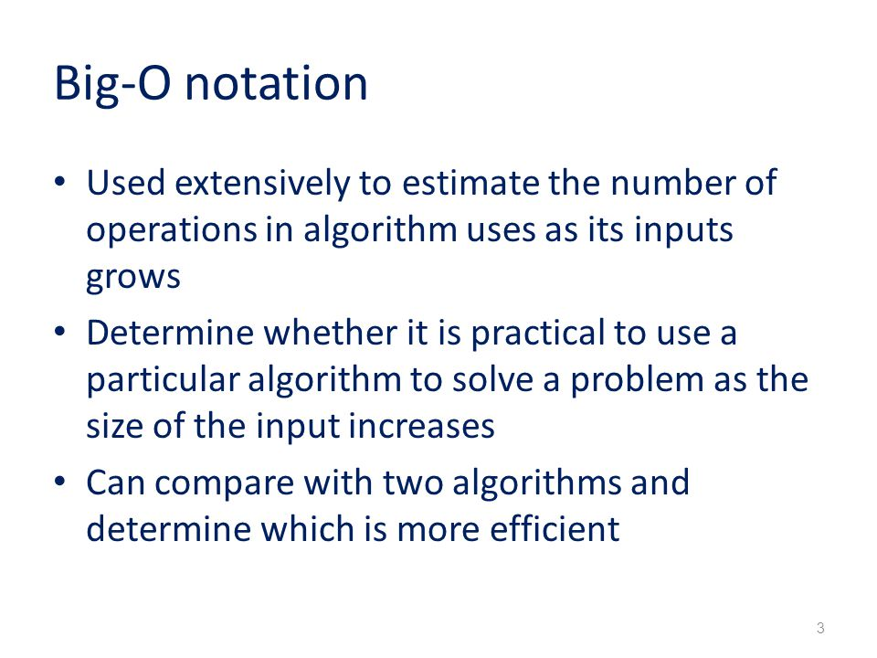 Big o notation for data structures awesome software engineering.