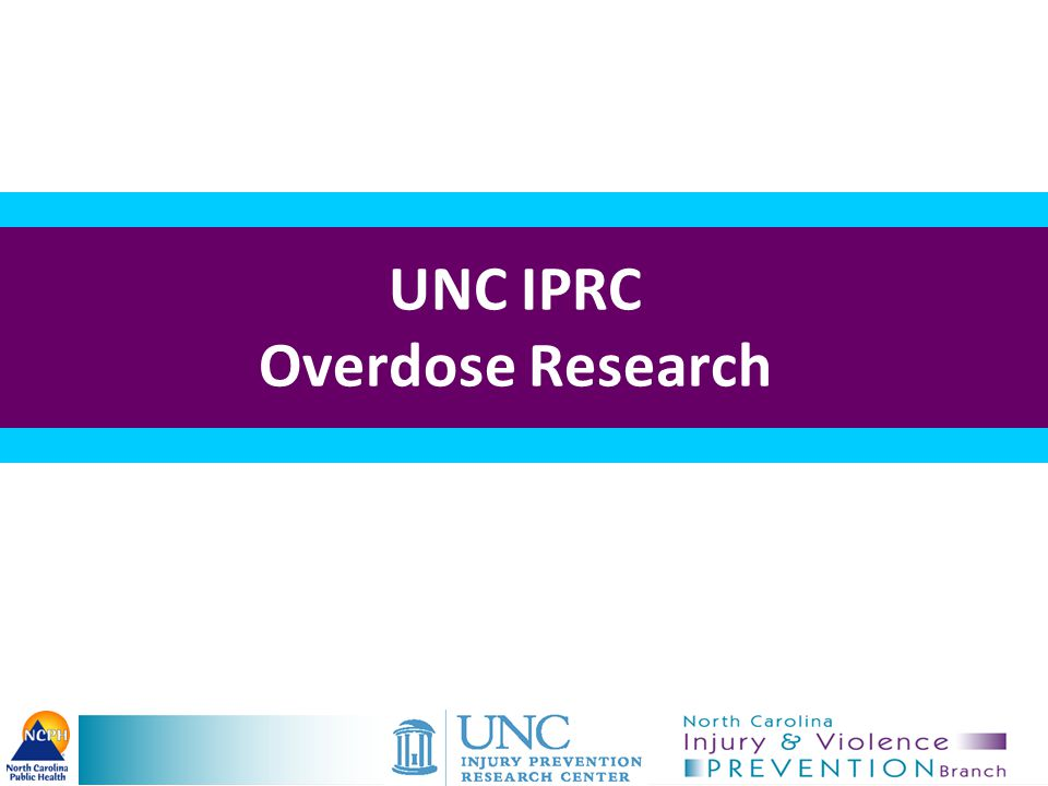UNC IPRC Overdose Research