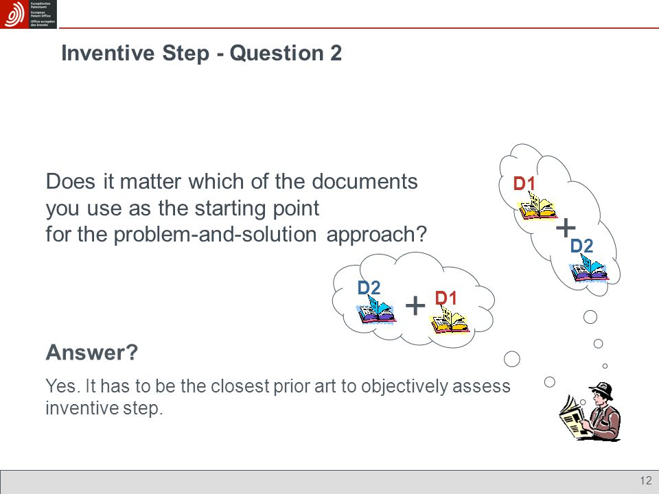 Inventive Step - Question 2