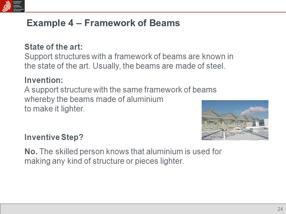 Example 4 – Framework of Beams