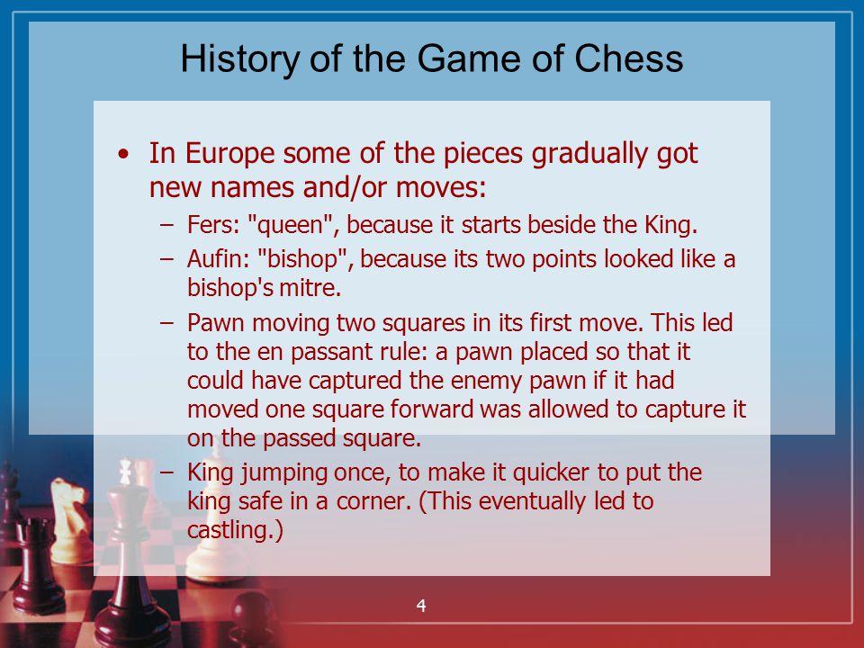 Chess Merit Badge  - ppt download