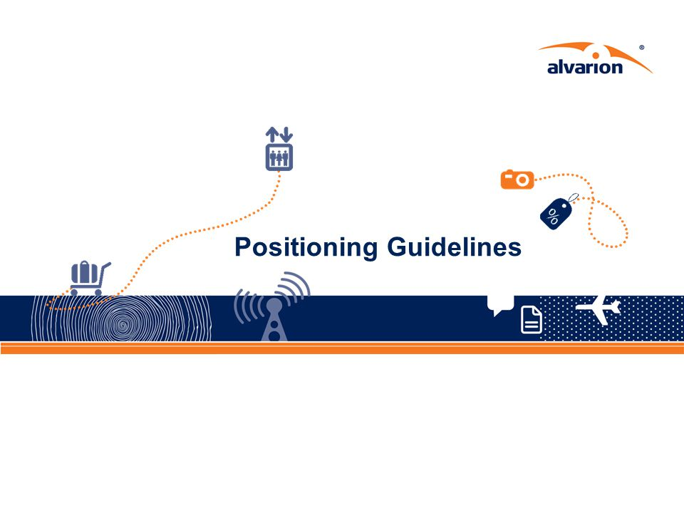 Positioning Guidelines