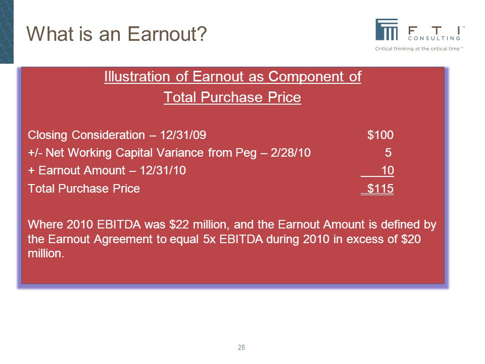Aicpa Practice Aid Mergers And Acquisition Disputes Ppt Download