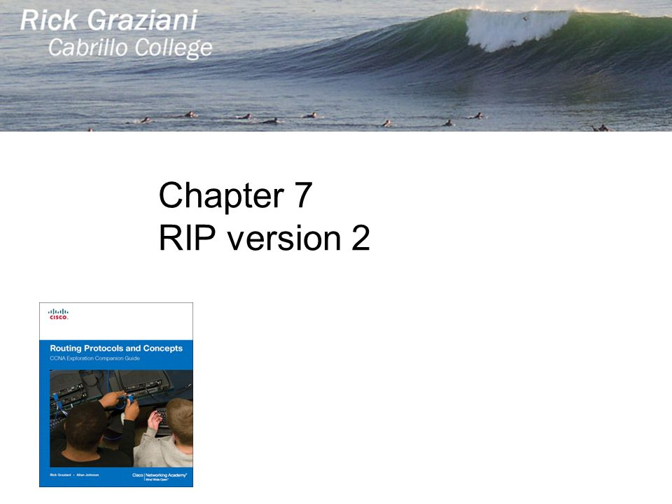 Chapter 7 RIP version 2