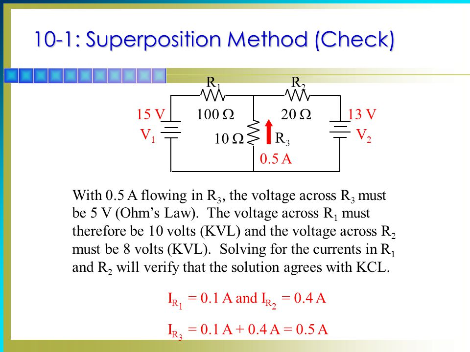 10-1: Superposition Method (Check)