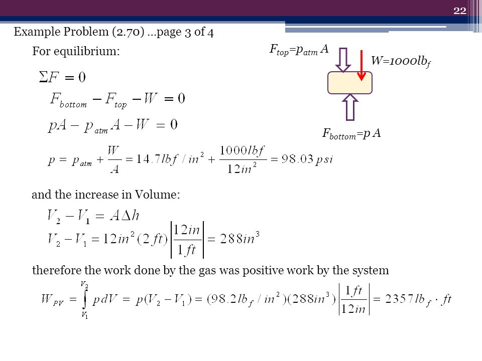Example Problem (2.70) …page 3 of 4