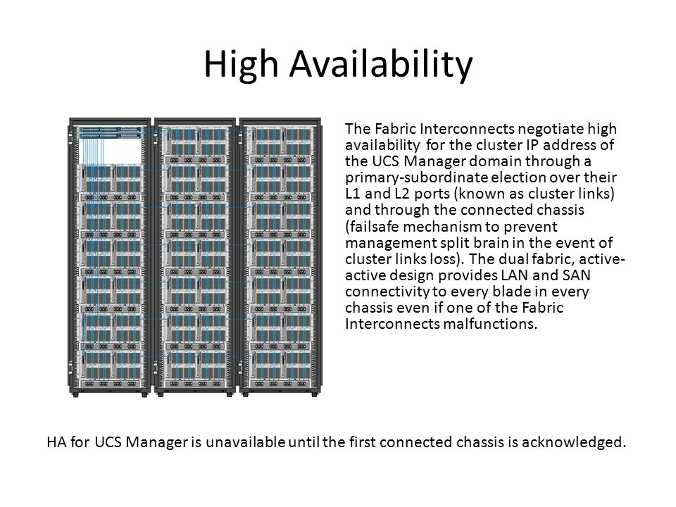 High Availability