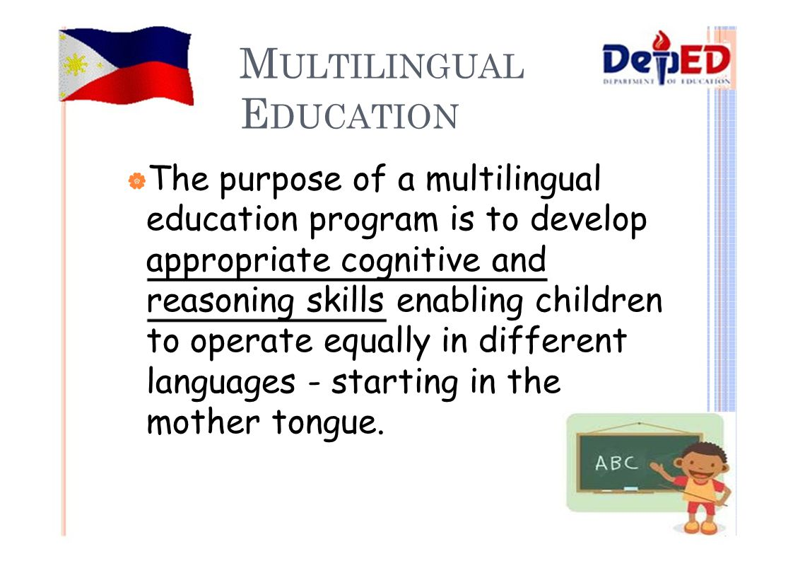 The What, Why and How of Mother Tongue-Based Multilingual