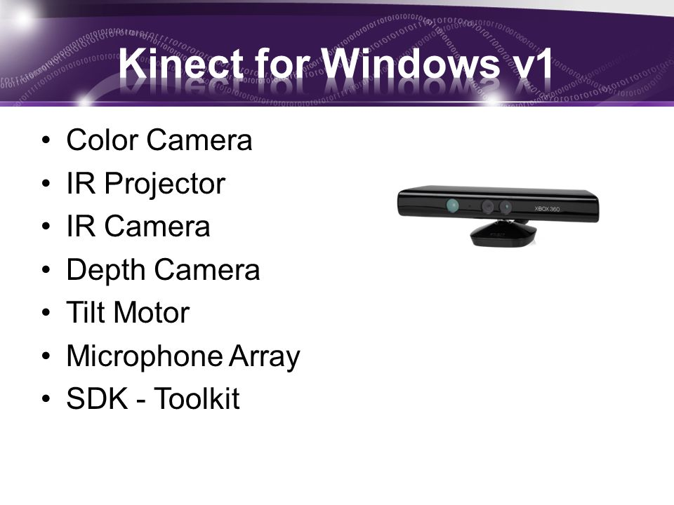 What's New in Kinect for Windows v2 Click to add title - ppt download
