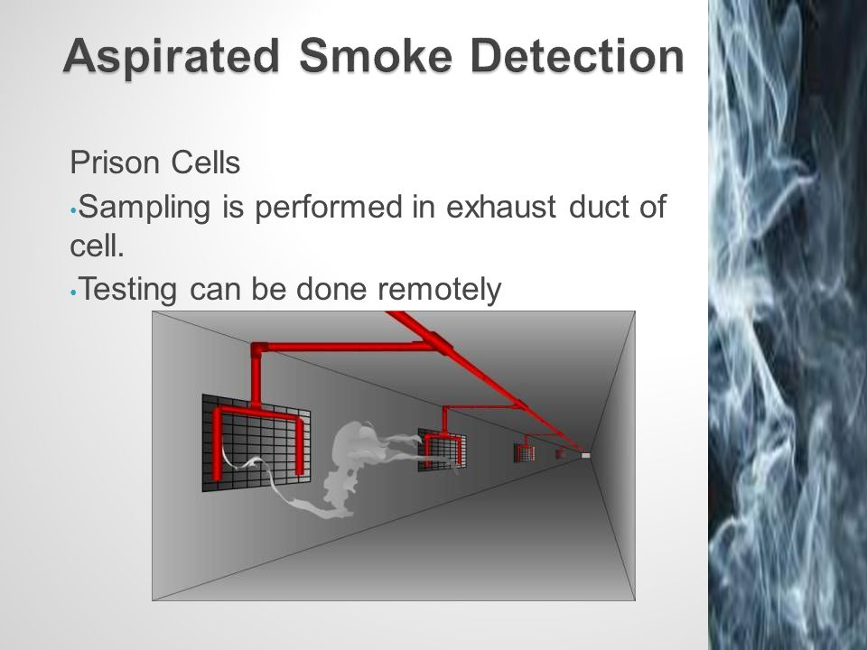 Aspirated Smoke Detection Ppt Video Online Download