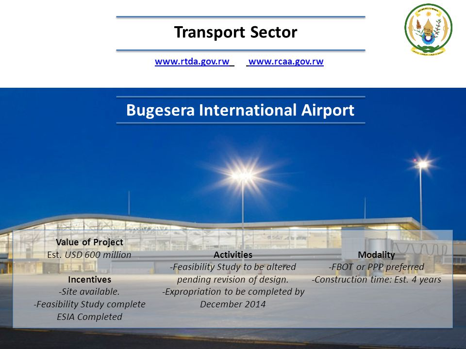 Bugesera International Airport