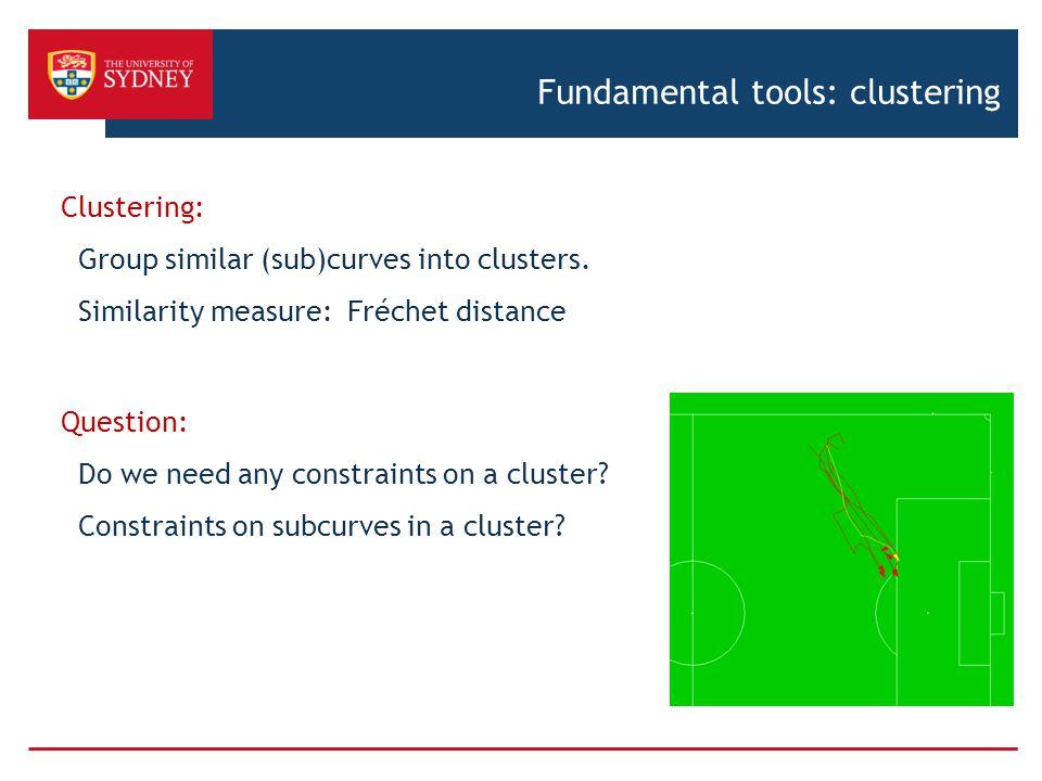 Fundamental tools: clustering - ppt download