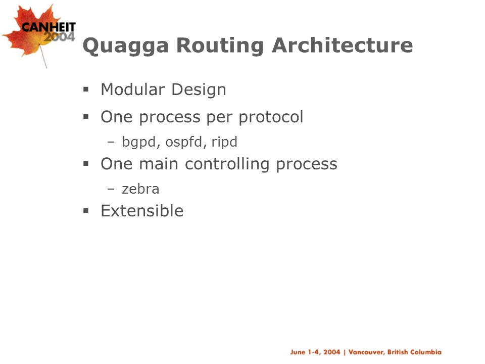 Open Source Routing, Firewalls and Traffic Shaping - ppt
