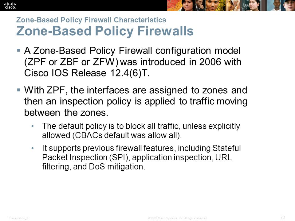 Chapter 4: Implementing Firewall Technologies - ppt download