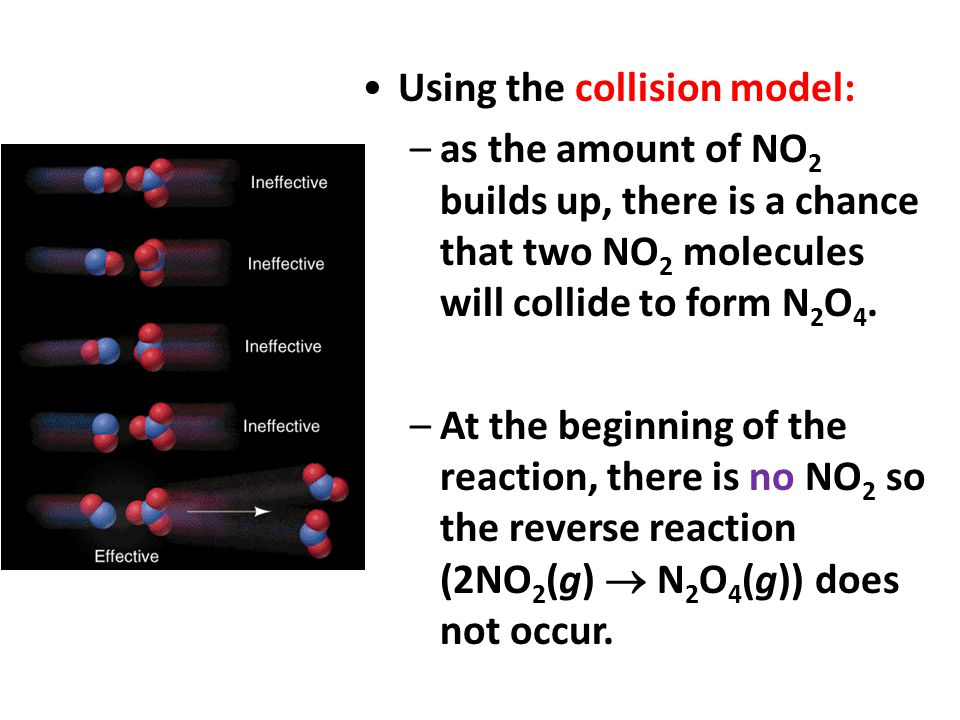 Using the collision model: