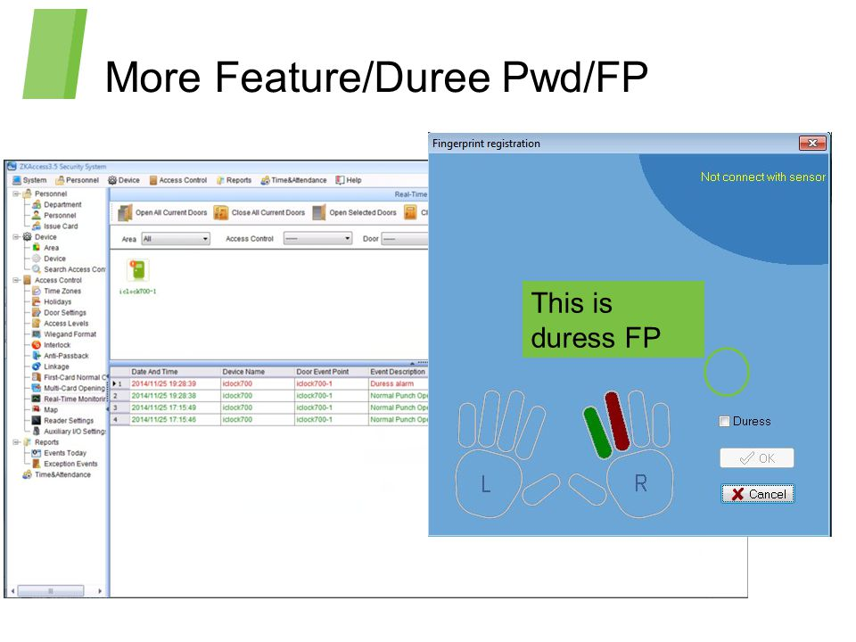 ZKAccess3.5 Introduction - ppt video online download