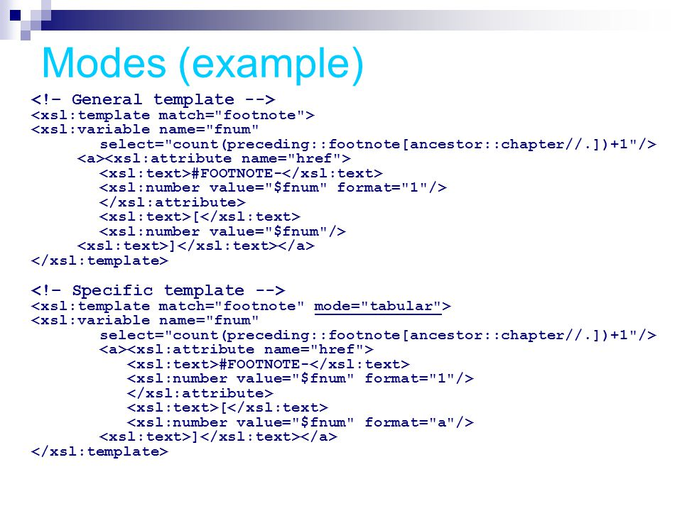 xslt extensible style language for transformation ppt download