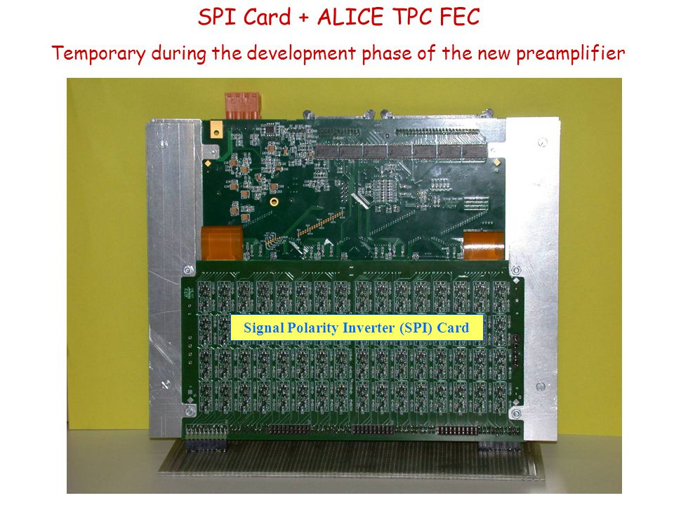 Signal Polarity Inverter (SPI) Card