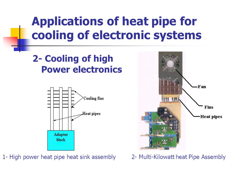 Part C Main Topics B1 Electronics Cooling Methods In Industry